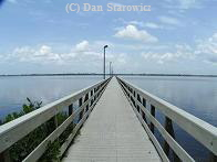 Tarpon Street Pier.  (Clicking on the image will take you to the photo collection page)