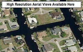 South Cape Coral aerial images, courtesy Microsoft Bing's birds eye views (opens in a pop-up window)