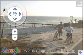 Click on image to view Google Street view images of Pine Island and surrounding area.  (opens in a pop up window)