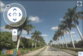 Click on image to view Google Street view images of South Fort Myers, Florida (opens in a pop up window)