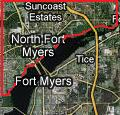 North Fort Myers, FL (Clicking on this image will take you to the results down below)
