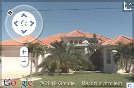 Click on image to view Google Street view images of NW Cape Coral, Florida (opens in a pop up window)