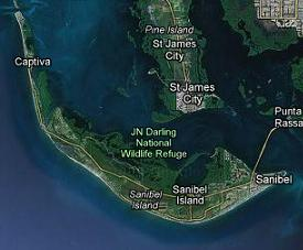 Clicking on this image will display all Sanibel & Captiva Island, Florida Gulf access listings